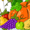 Autumn Harvest Coloring